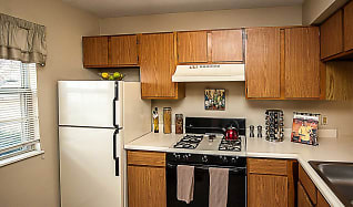Kitchen, Canyon Cove Villas and Townhomes