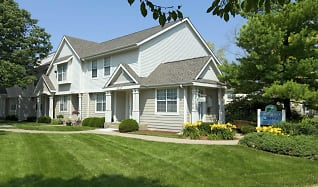 Leasing Office, Foxboro and Ashworth Pointe Townhomes