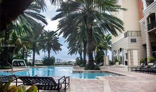 Pool, ( Water views )17100 N Bay Rd