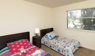 Bedroom, Driftwood Club Apartments