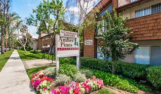Community Signage, Amber Pines