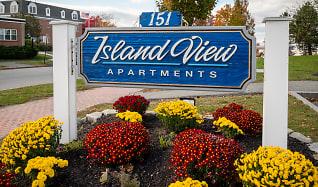 Community Signage, Island View