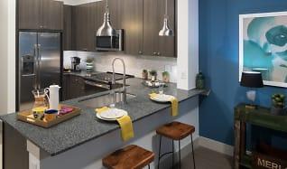 Kitchen, Alexan Summit