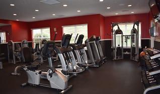 Fitness Weight Room, Parkside Estates