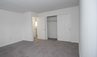 Bedroom, Grand Lake Townhomes