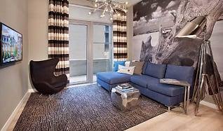 Living Room, Avalon Potomac Yard
