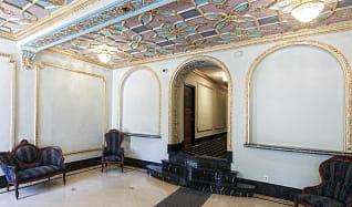 Foyer, Entryway, Empire Apartments