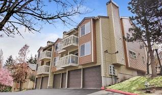 Building, Maple Glen Apartments