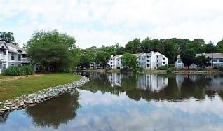 Lake, The Park at San Remo