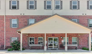 Building, Sulphur Retirement Community