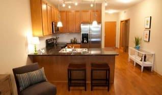 Kitchen, Granite Shores