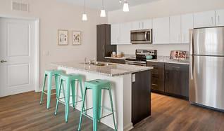 Kitchen, Venetian Apartments