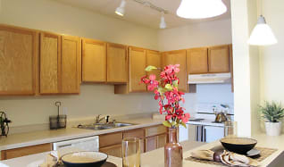 Kitchen, Sibley Court Communities