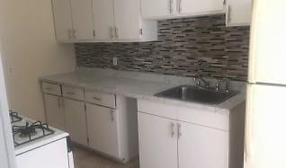 Kitchen, Monroe Ave Apartments