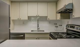 Kitchen, 7 West Apartments