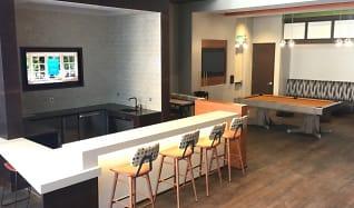 Club Room, ICON Residences at the Rotunda