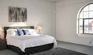 Bedroom, Art Lofts