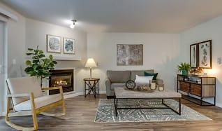Living Room, Callen Apartments