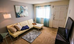 Living Room, Duke Manor