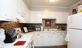 Kitchen, Morganton Arms Apartments