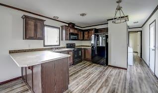 Kitchen, Meadowbrook Estates