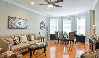 Living Room, Fairfield 365 Stewart At Garden City