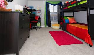 Bedroom, Joshua House