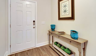Foyer, Entryway, Integrity Real Estate Townhomes