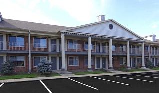 Building, Davis Creek Apartments