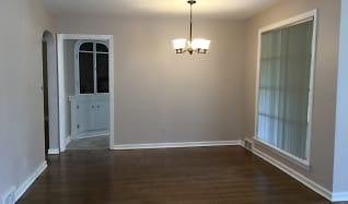 Dining Room, 3737 Avon Court