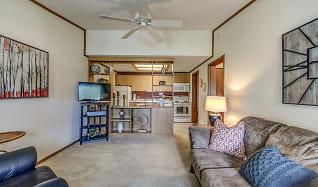 Living Room, Woods at Benvenue