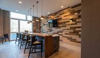 Dining Room, Parkside at City Crossing