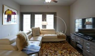 Living Room, Kingston Crossing Apartment Homes