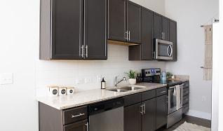 Kitchen, FLORA Apartments