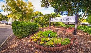 Community Signage, Downing Hills