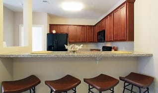 Kitchen, Elk Hills Apartments