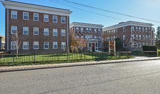 Building, Suburban Court Apartments