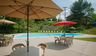 Pool, Colony West Apartments