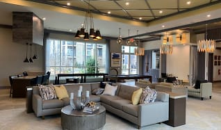 Living Room, Haven at Rivergate