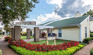 Poplar Place Townhomes, East Memphis, Memphis, TN