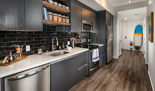 Kitchen, 442 Residences