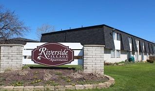 Community Signage, Riverside Village
