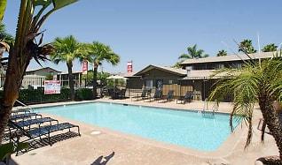 Pool, Mesa Village Apartments