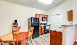Kitchen, Buchanan Way Apartments
