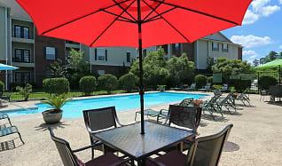 Pool, Shadow Creek Apartments