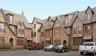 Building, Essex Manor Townhomes