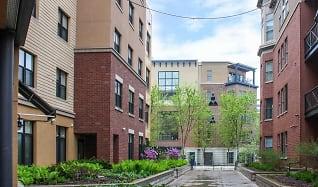 Building, Sibley Park Apartments