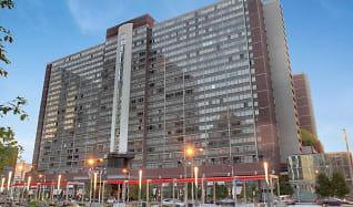 Building, Reserve Square