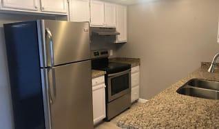 Kitchen, 1077 W 1st St Apt 202
