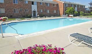 Pool, Cherry Hill Village